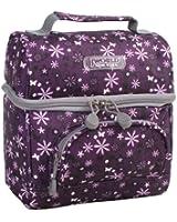 J World New York Corey Lunch Bag (Garden Purple)