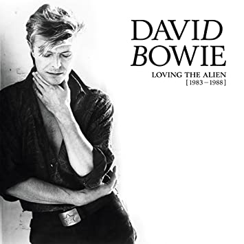 Image result for bowie loving the alien cd