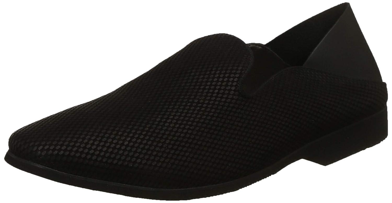 Buy ROSSO BRUNELLO Men's Black Leather