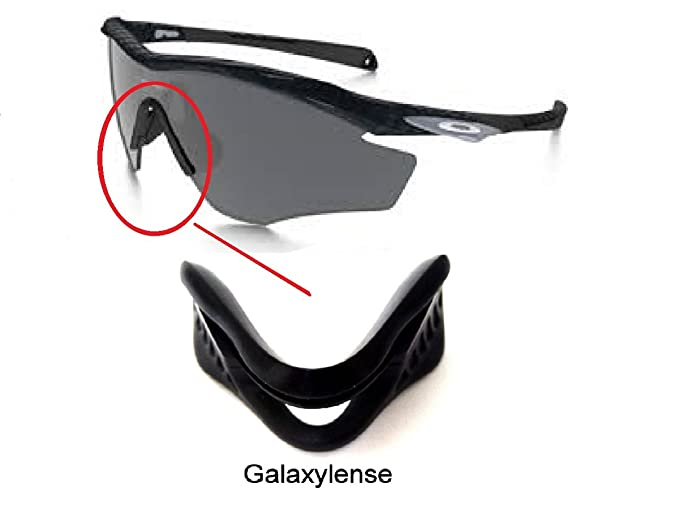 Amazon.com: Galaxy Nose Pads Rubber Kits For Oakley M2 Frame ...