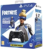 Dualshock 4 Controller Black Fortnite Bundle