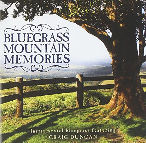 (Bluegrass Mountain Memories: Instrumental Bluegrass Favorites)