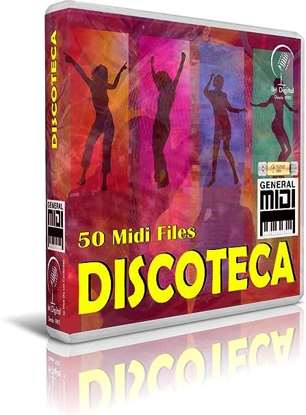 Discoteca - Pendrive USB OTG para Teclados Midi, PC, Móvil ...