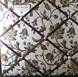 quilted picture board - The French Memo Board - A Creative Display for Photos, Mementos, Greeting Cards and Much More- Floral - Factory Sealed