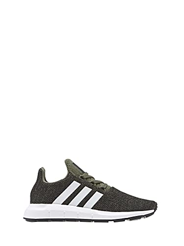 adidas Zapatillas de Niño Swift Run C Verde: Amazon.es: Zapatos y complementos