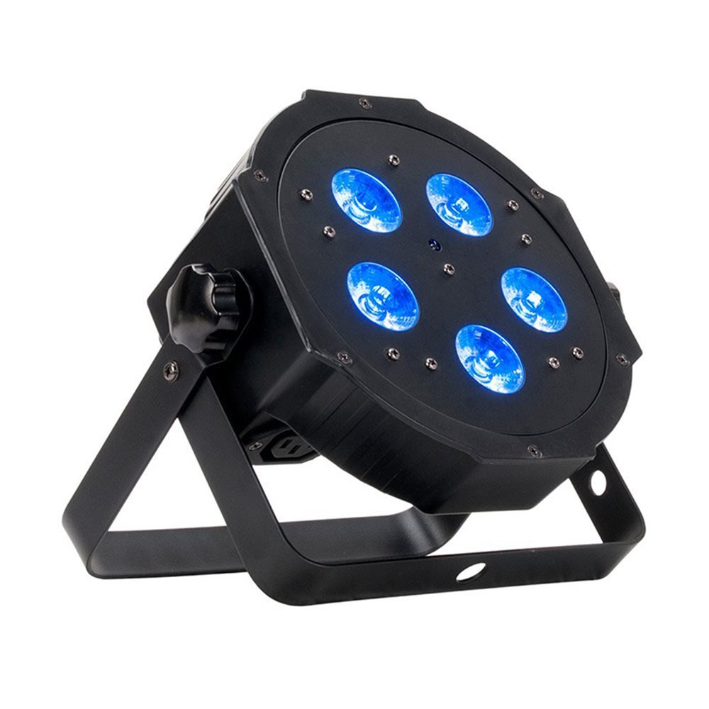 ADJ American DJ Mega Hex Par 5x6-Watt RGBWA+UV LED Wash Light by ADJ American DJ