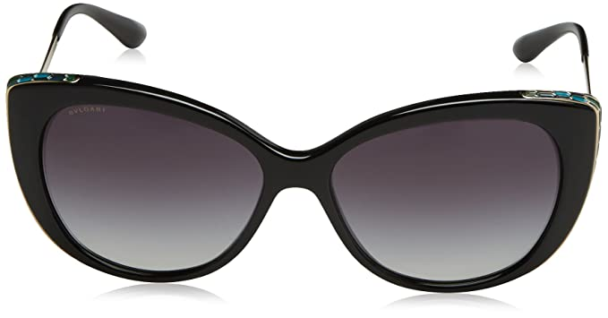 Amazon.com: Bvlgari bv8178 de la mujer anteojos de sol ...