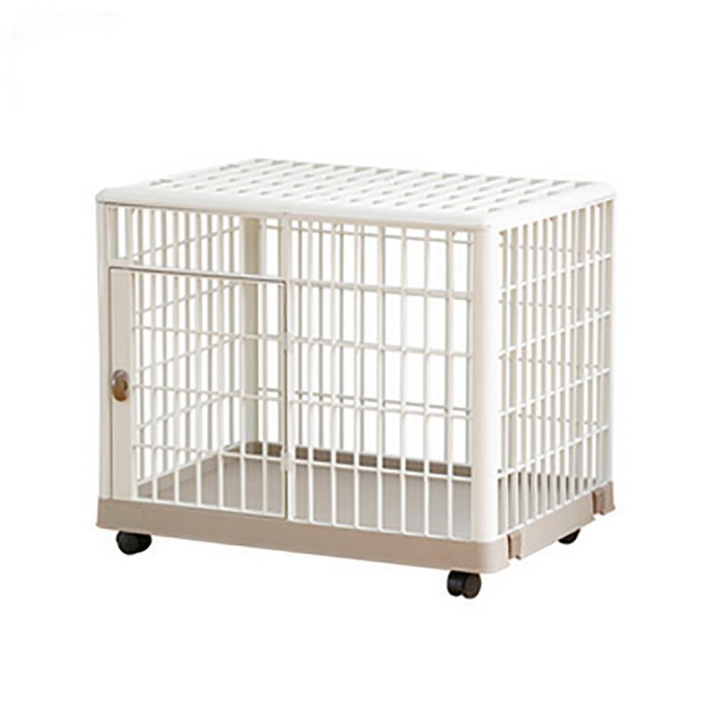 GUO Resin Hund Käfig Haustier Käfig herausnehmbar Haustierbedarf