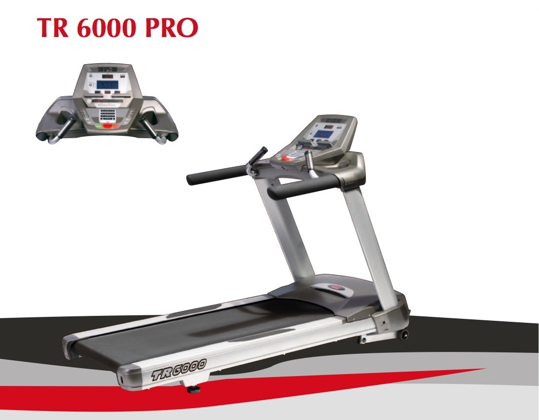 Uno Fitness tr 6000 Studio cinta de correr - Polar FT1 ...