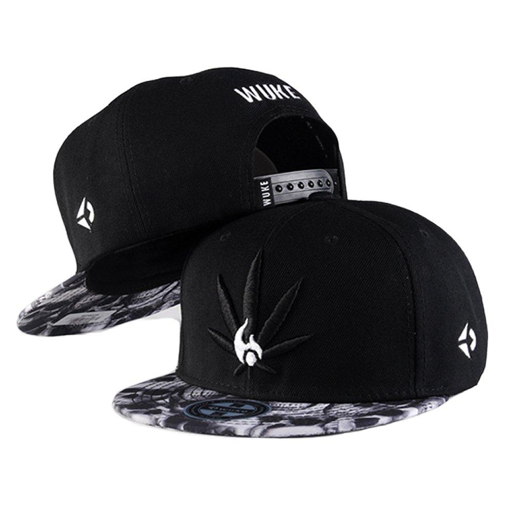 a57046245 Weed Snapback Casual Caps,Classic Hip-hop Natural Flat Street Dances  Baseball Hats