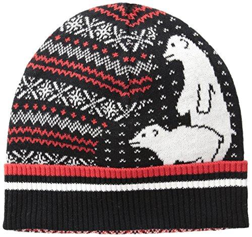 Alex Stevens Mens Polar Bear Hat