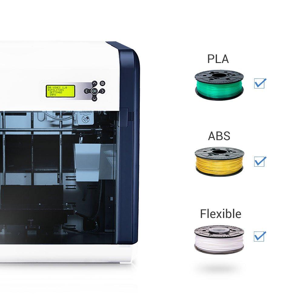 XYZ Printing Impresora 3D da Vinci 1.0, volumen de ...
