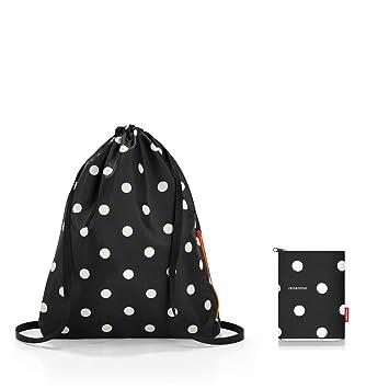 Reisenthel mini maxi sacpack mixed dots Turnbeutel, 43 cm, 15 Liter, Mixed Dots