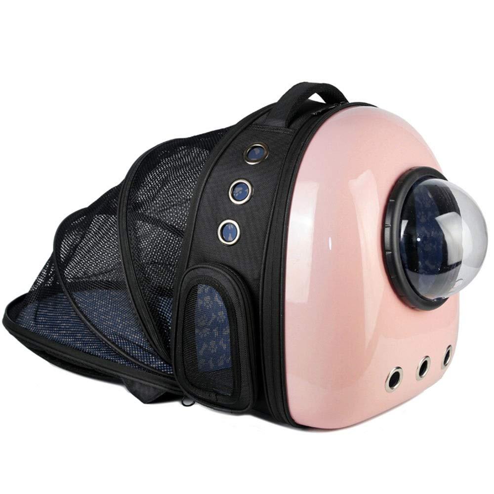 D Byx Pet Backpack Outing Carring Case Travel Backpack per 7kg di gatto e di cane 5kg borsa outreach Pet Backpack (colore: A)