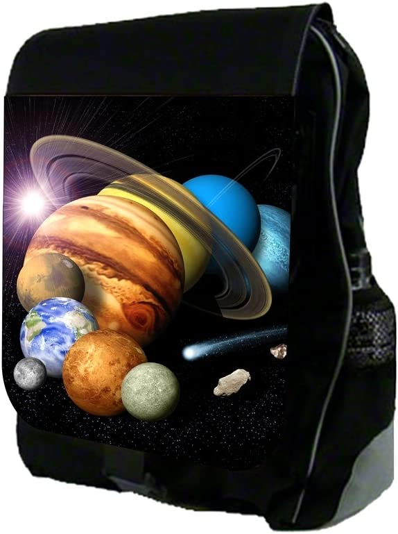 Planets Rosie Parker Inc TM School Backpack and Pencil Case Set
