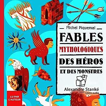 Amazon Com Des Heros Et Des Monstres Fables Mythologiques