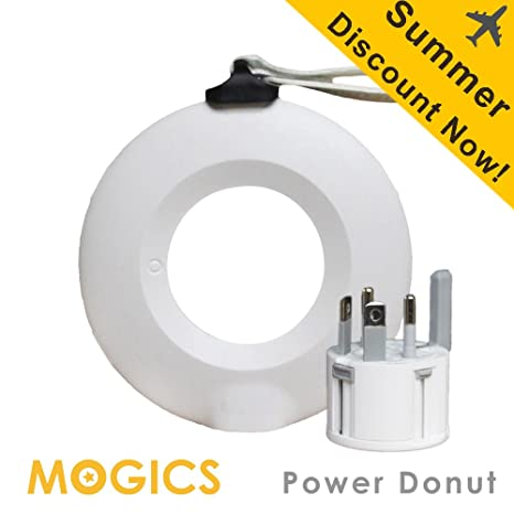 Review MOGICS Donut - Travel