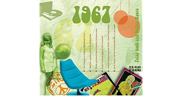 A TIME TO REMEMBER 1967 THE CLASSIC YEARS - TARJETA DE ...