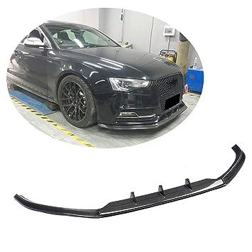 Para Audi A5 S5 8T 2012 – 2016 mcarcar Kit parachoques delantero Labio Alerón Difusor cuerpo