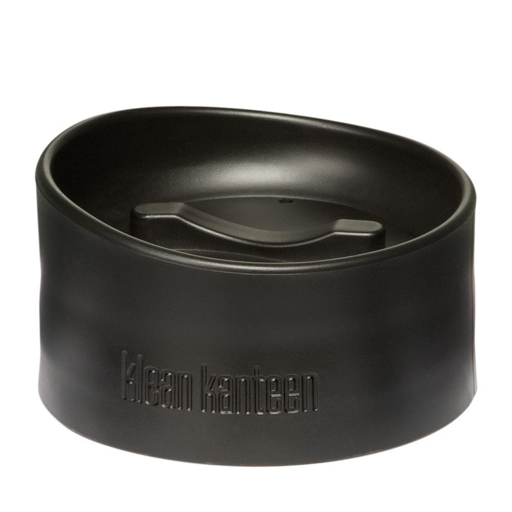 Klean Kanteen Leak Proof Wide Mouth Coffee Mug Cap,Black,One Size Limited Edition Cafe Cap 2.0