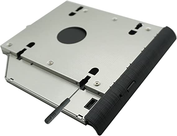 ultracaddy 2 nd HDD SSD Disco Duro Caddy para Acer Aspire E5 – 573 ...