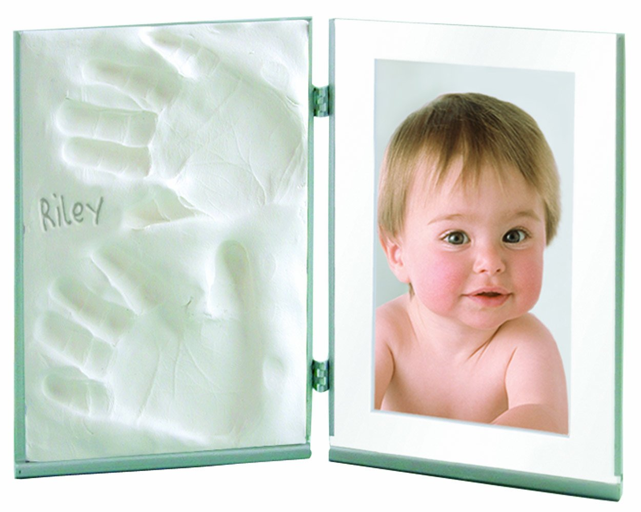 Sculpey K3 4055 Keepsake Memory Frame-White Polyform Products