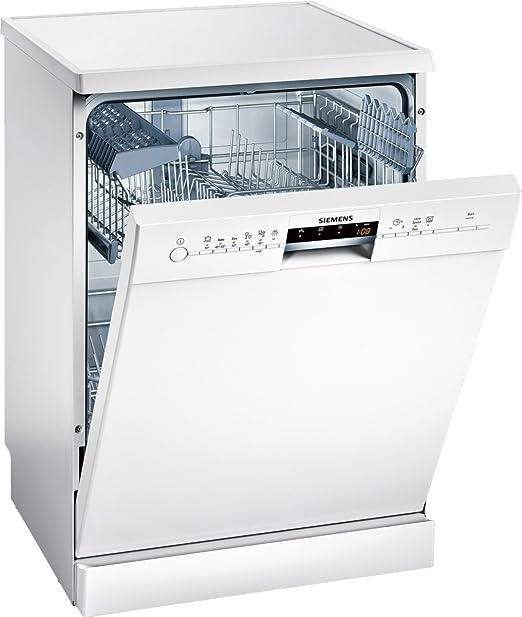 Siemens SN26P230EU lavavajilla - Lavavajillas (Independiente ...