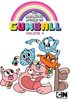 the amazing world of gumball volume 4 - The Amazing World Of Gumball The Halloween