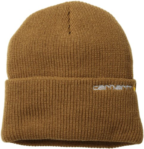 Carhartt Men's Wetzel Watch Hat,Carhartt Brown,One Size
