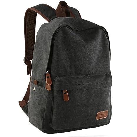894ca7a58cc0 MiCoolker Unisex Casual Rucksack Satchel Bookbag