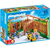 Playmobil - 4280 - Abri pour vélos et Outils de Jardin