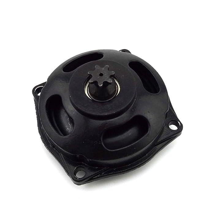 stoneder 25H 7 dientes embrague Gear Caja de tambor para motor de 2 tiempos 47 cc 49 cc Minimoto Pocket Bike Mini Quad niños ATV Buggy Go Kart: Amazon.es: ...