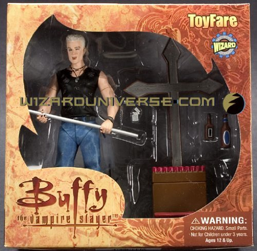 Buffy the Vampire Slayer ToyFare Exclusive 'Fool For Love' Spike Action Figure