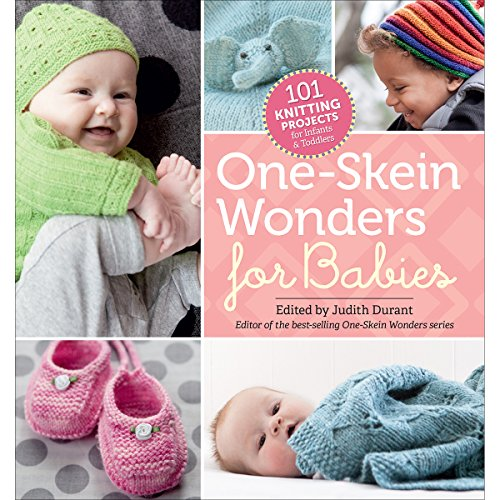 Long Cardigan Knitting Pattern - One-Skein Wonders® for Babies: 101 Knitting Projects for Infants & Toddlers
