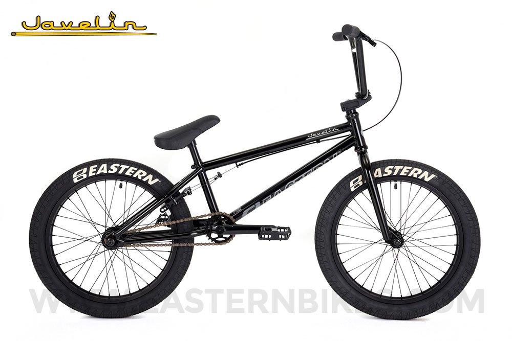 Eastern Javelin BMXバイク2018自転車ブラック B077P32QFF