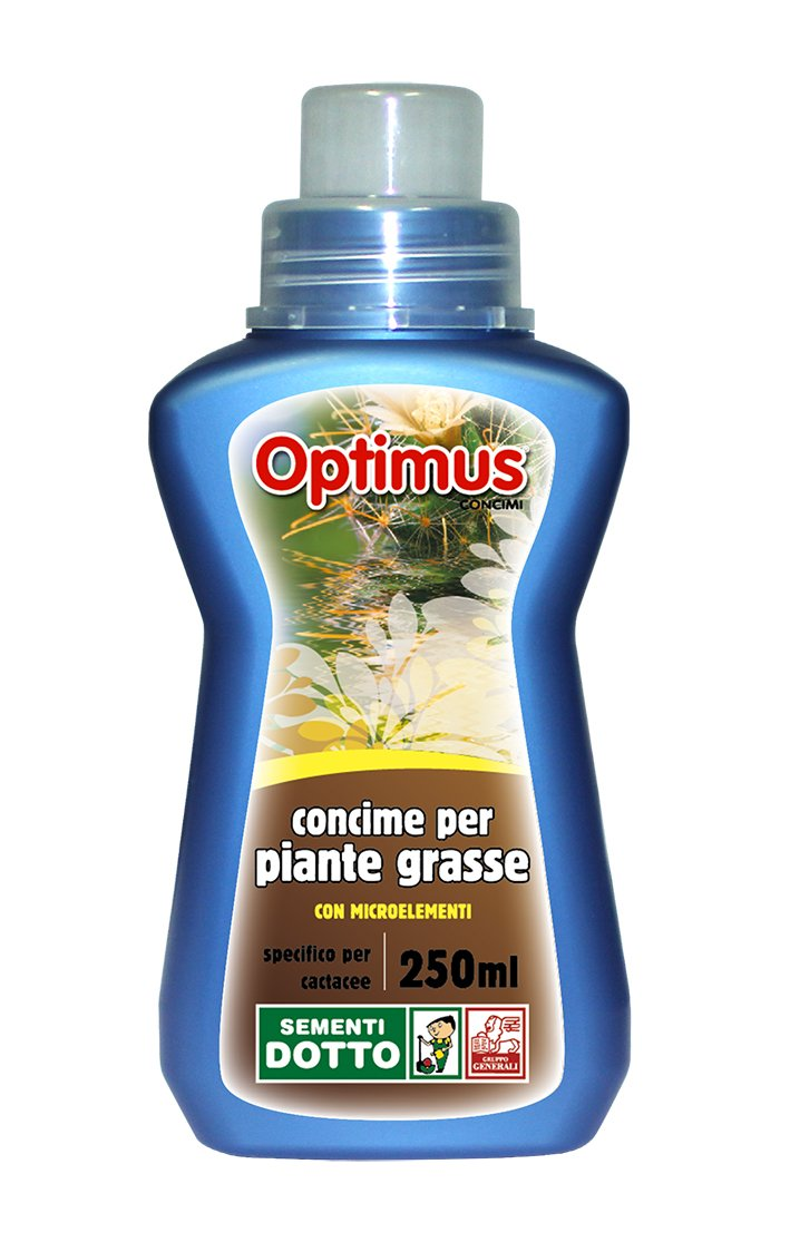 Sdd 50100210Optimus Liquid Fertilizer for Succulents, Green