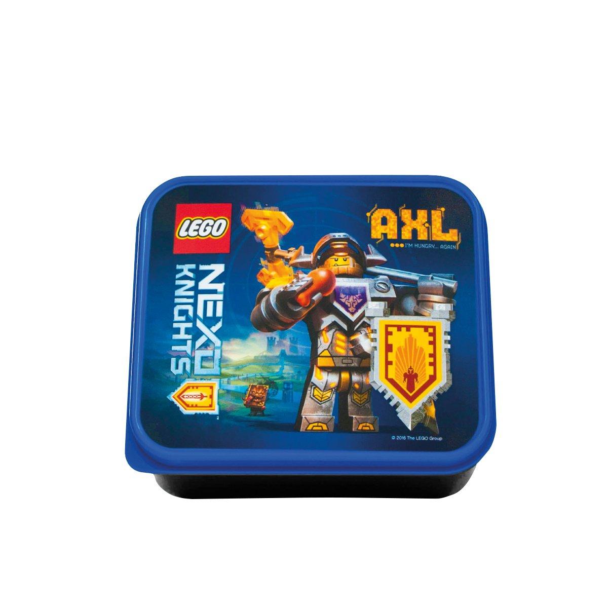 Amazon.com: LEGO Lunch Set Nexo Knights, Bright Blue: Home ...