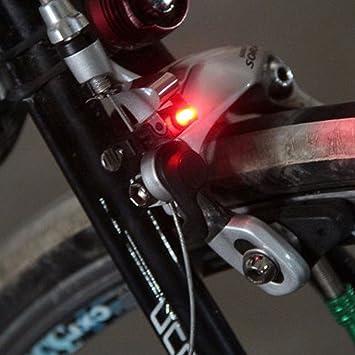Lumière Freinage frein vélo vélo LED rouge sécurité lumineux de ...