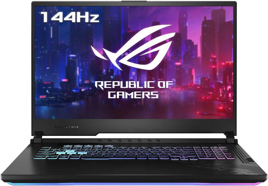 ASUS ROG Strix G17 G712LW-EV010 - Portátil Gaming de 17.3