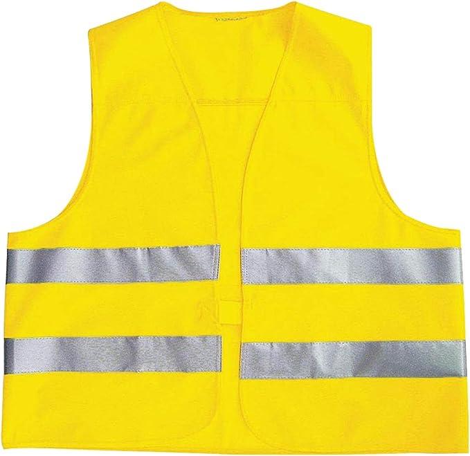 Reflektierende Warnweste 871125238117 Für Kinder 3 12 Jahre Auto