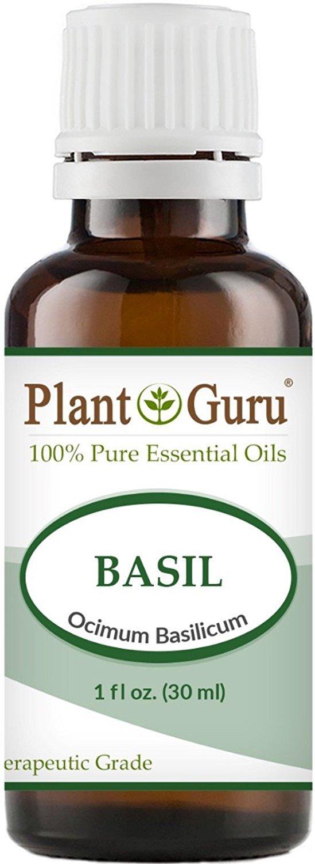 【メーカー公式ショップ】 Basil Essential Pure, Oil. 30 ml Undiluted, (1 Grade. oz) 100% Pure, Undiluted, Therapeutic Grade. by Plant Guru B00MHZ64J2, 12g un deux galerie:e820e48c --- arianechie.dominiotemporario.com