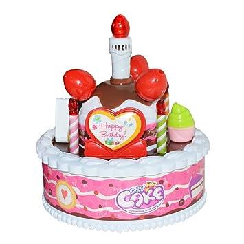 Amazon.com: Leoy88 Juguetes de cocina para cortar tartas de ...