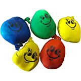 12 x Unique Boys Girls Unisex Small Squishy Faces Happy stretchy stress mood balls Gift Loot Bag Party Fillers Pass the Parcel Pinata Toys - Posted from London by Fat-Catz
