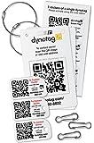 Dynotag Savvy Traveler Starter Kit: An Assortment of Popular QR Smart Tags