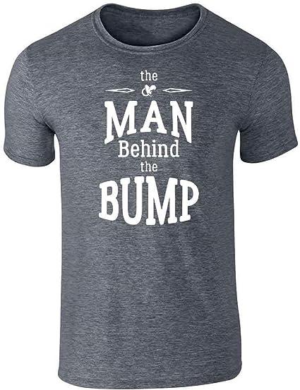Man Behind The Bump T-Shirt