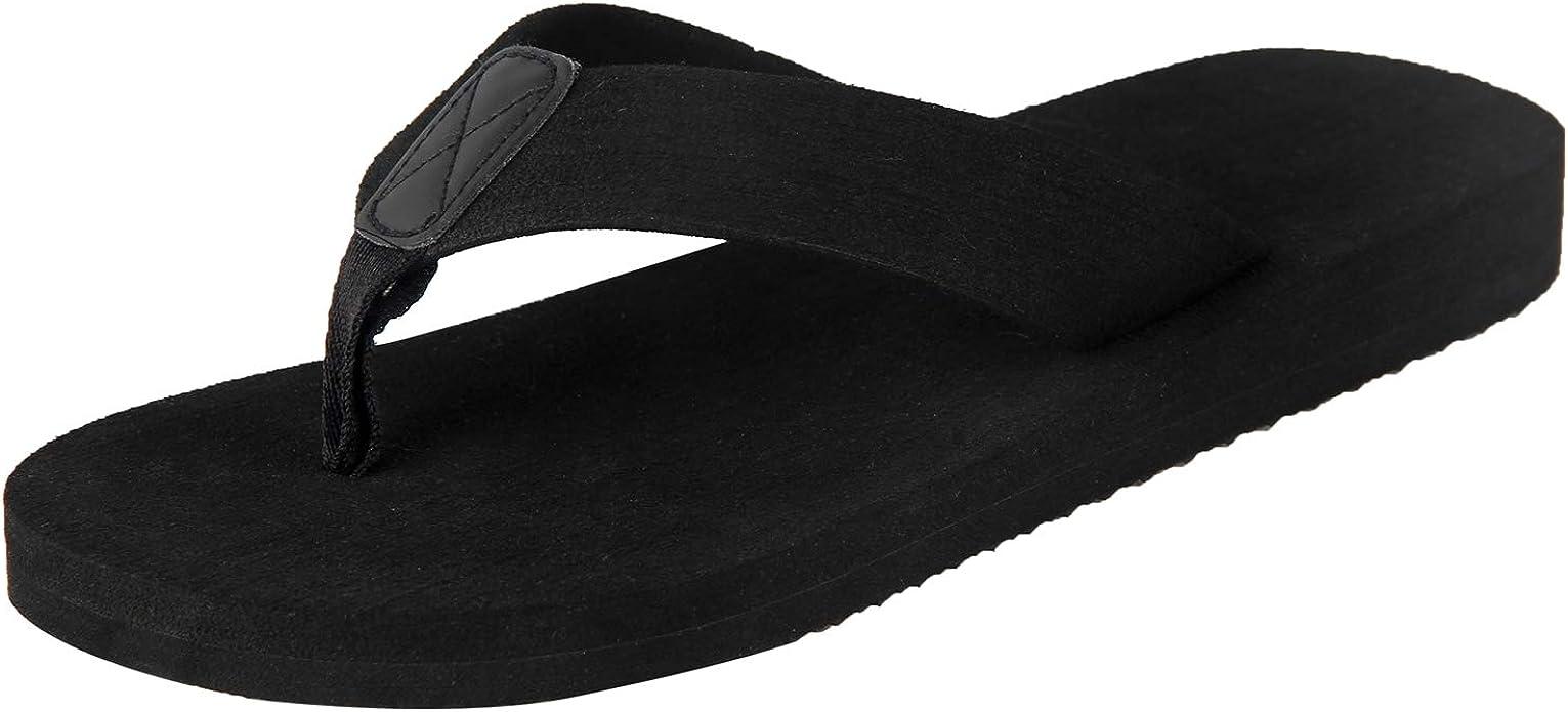 OUTDOOWALS Mens Slide Sandal Lightweight Easy to Carry Slide Shoe
