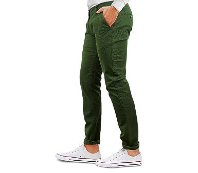 D1071 Pantalón chino 3-D JEANS para hombre mod. LINUX talla de la 44 a la  54 - 54  Amazon.es  Ropa y accesorios 28caf842b4a0