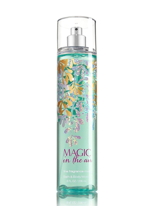 Bath and Body Works Fine Fragrance Mist Magic in the Air 8 Ounce Full Size Bath & Body Works 54466