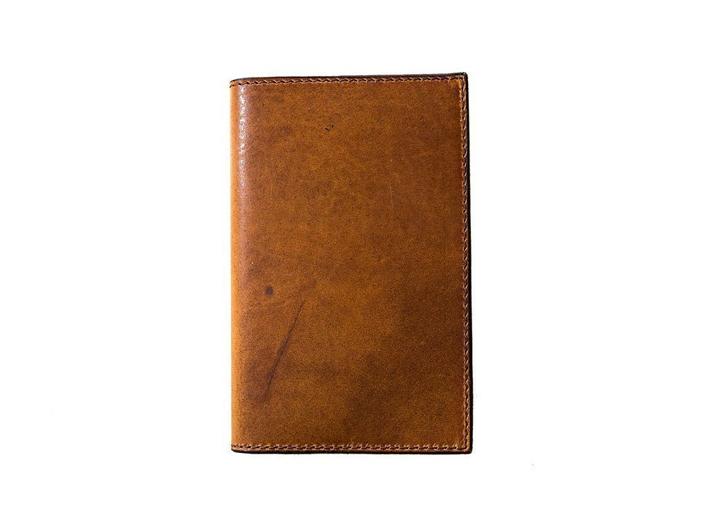 Natural color Leather Journal Cover for Moleskine Cahier Journal