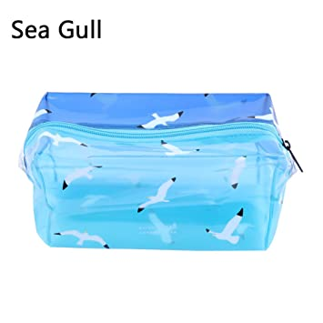 Amazon.com : Beach Bag Waterproof Makeup Toiletry Women ...
